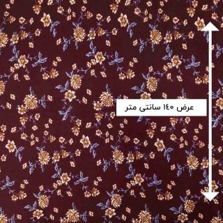پارچه نخی طرحدار رنگ 120-4