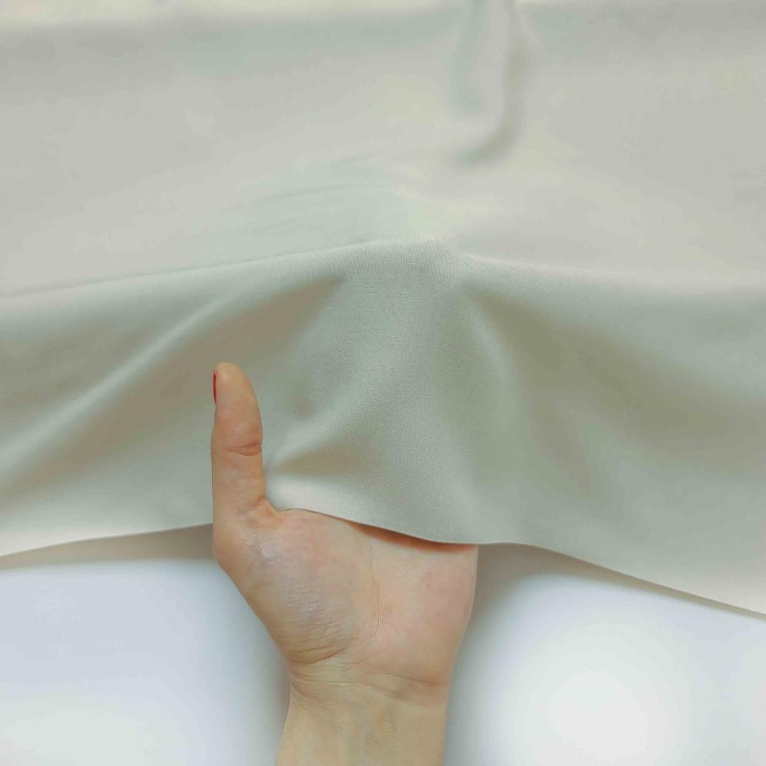 پارچه نخی ساده رنگ 2 سبز کبریتی