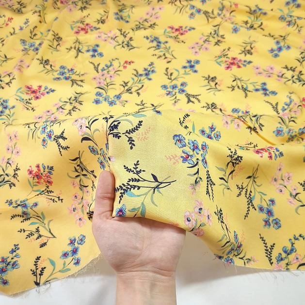 پارچه نخی طرحدار رنگ 817614
