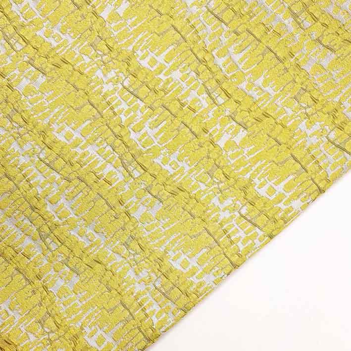 پارچه ژاکارد ویسکوز آرتیستون رنگ فسفری