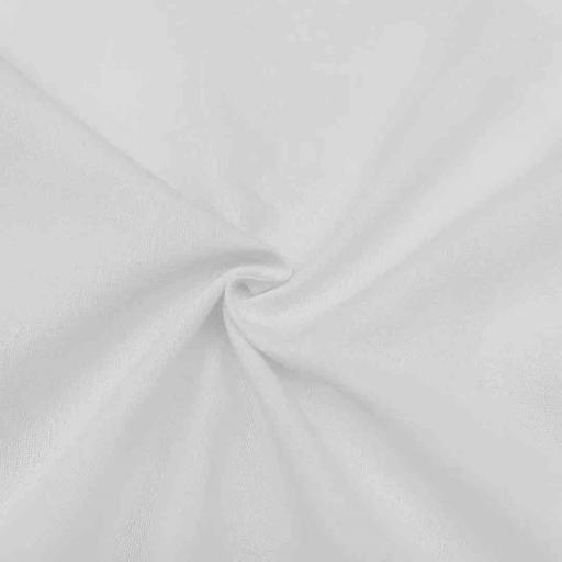 پارچه لینن نخ رنگ 1000 سفید