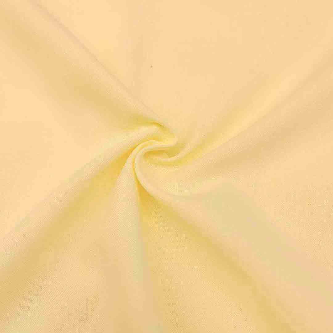 پارچه لینن نخ رنگ 3040 لیمویی