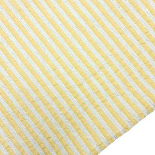 پارچه وال کریستال راه راه رنگ 7 عرض 150