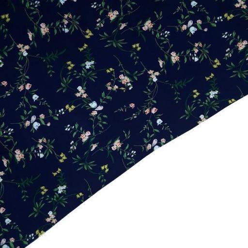 پارچه نخی طرحدار رنگ 817763